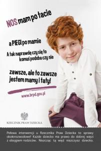 Alienacja Rodzicielska- Rzecznik Praw Dziecka